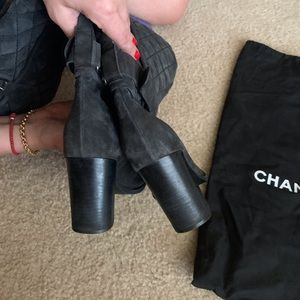 CHANEL Shoes - CHANEL Boots